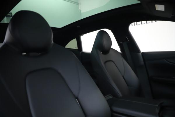 New 2021 Aston Martin DBX SUV for sale $194,486 at Alfa Romeo of Westport in Westport CT 06880 20