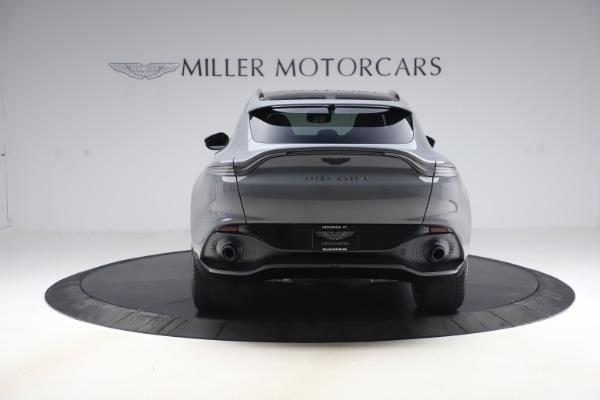 New 2021 Aston Martin DBX SUV for sale $194,486 at Alfa Romeo of Westport in Westport CT 06880 5
