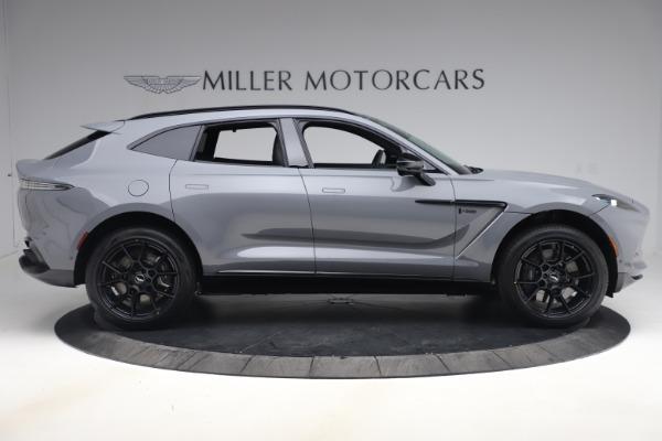 New 2021 Aston Martin DBX SUV for sale $194,486 at Alfa Romeo of Westport in Westport CT 06880 6