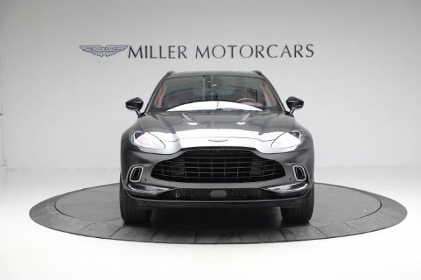New 2021 Aston Martin DBX for sale $224,886 at Alfa Romeo of Westport in Westport CT 06880 11