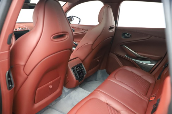 New 2021 Aston Martin DBX for sale Sold at Alfa Romeo of Westport in Westport CT 06880 17