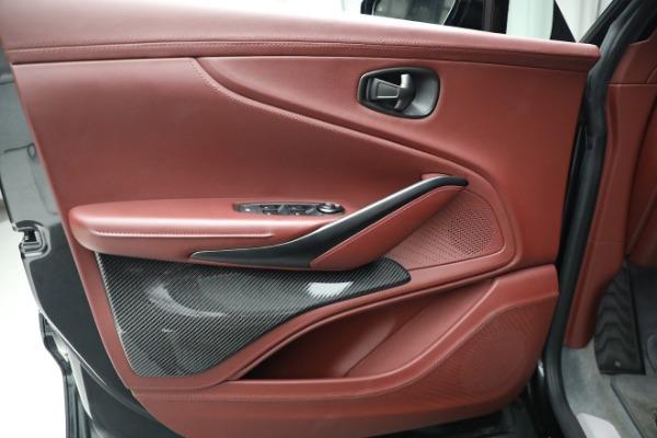 New 2021 Aston Martin DBX for sale Sold at Alfa Romeo of Westport in Westport CT 06880 18