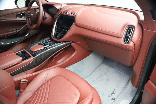 New 2021 Aston Martin DBX for sale Sold at Alfa Romeo of Westport in Westport CT 06880 20