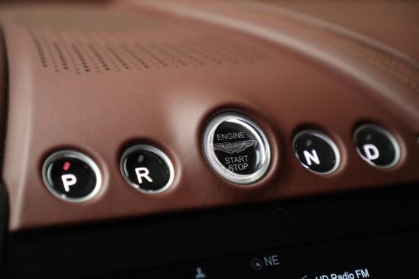 New 2021 Aston Martin DBX for sale Sold at Alfa Romeo of Westport in Westport CT 06880 21