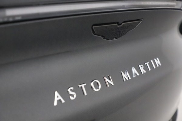 New 2021 Aston Martin DBX for sale Sold at Alfa Romeo of Westport in Westport CT 06880 24