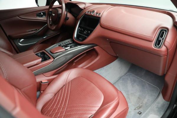 New 2021 Aston Martin DBX for sale Sold at Alfa Romeo of Westport in Westport CT 06880 26