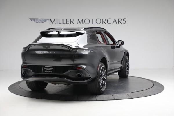 New 2021 Aston Martin DBX for sale $224,886 at Alfa Romeo of Westport in Westport CT 06880 6