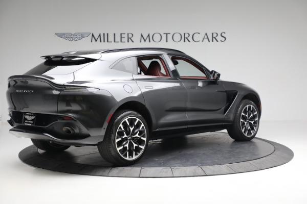New 2021 Aston Martin DBX for sale $224,886 at Alfa Romeo of Westport in Westport CT 06880 7