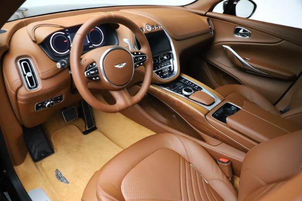 New 2021 Aston Martin DBX for sale $226,836 at Alfa Romeo of Westport in Westport CT 06880 13