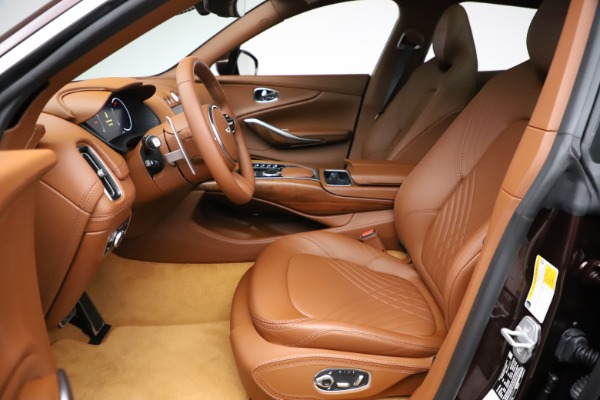 New 2021 Aston Martin DBX for sale $226,836 at Alfa Romeo of Westport in Westport CT 06880 14