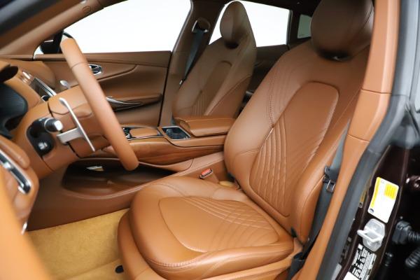 New 2021 Aston Martin DBX for sale $226,836 at Alfa Romeo of Westport in Westport CT 06880 15