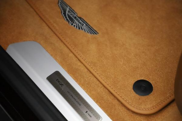 New 2021 Aston Martin DBX for sale $226,836 at Alfa Romeo of Westport in Westport CT 06880 17