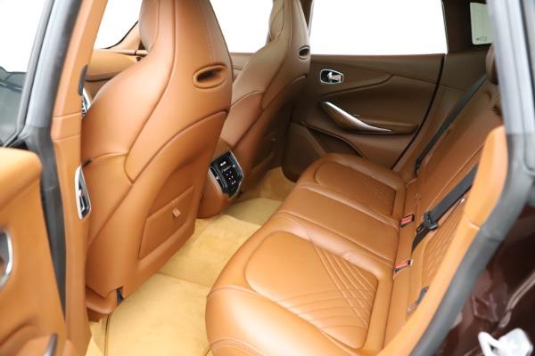 New 2021 Aston Martin DBX for sale $226,836 at Alfa Romeo of Westport in Westport CT 06880 19