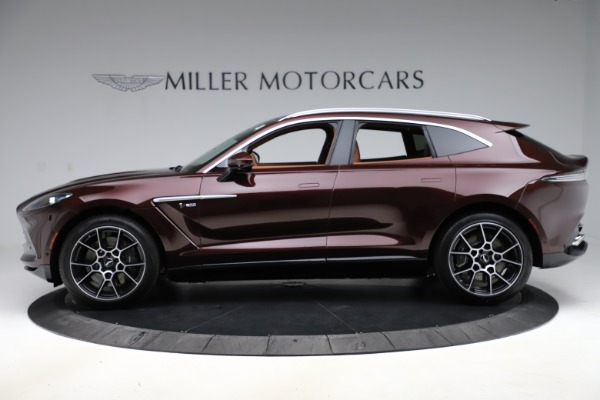 New 2021 Aston Martin DBX for sale $226,836 at Alfa Romeo of Westport in Westport CT 06880 2