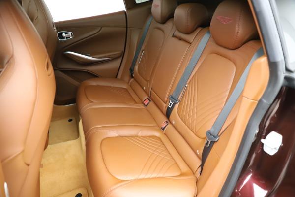 New 2021 Aston Martin DBX for sale $226,836 at Alfa Romeo of Westport in Westport CT 06880 20