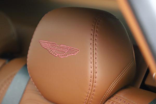 New 2021 Aston Martin DBX for sale $226,836 at Alfa Romeo of Westport in Westport CT 06880 21