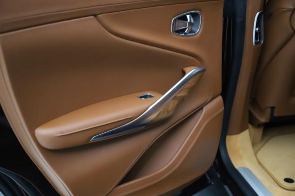 New 2021 Aston Martin DBX for sale $226,836 at Alfa Romeo of Westport in Westport CT 06880 22