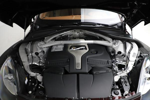 New 2021 Aston Martin DBX for sale $226,836 at Alfa Romeo of Westport in Westport CT 06880 26