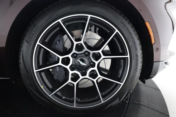 New 2021 Aston Martin DBX for sale $226,836 at Alfa Romeo of Westport in Westport CT 06880 28