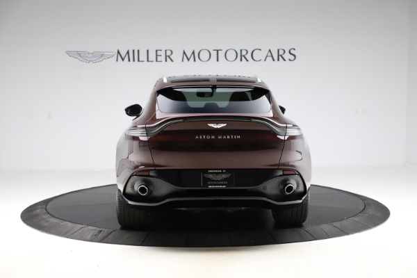 New 2021 Aston Martin DBX for sale $226,836 at Alfa Romeo of Westport in Westport CT 06880 5