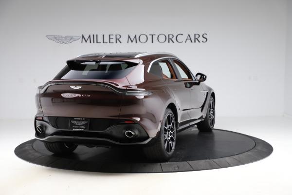 New 2021 Aston Martin DBX for sale $226,836 at Alfa Romeo of Westport in Westport CT 06880 6