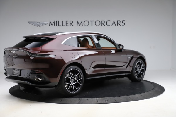 New 2021 Aston Martin DBX for sale $226,836 at Alfa Romeo of Westport in Westport CT 06880 7
