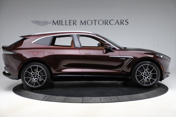 New 2021 Aston Martin DBX for sale $226,836 at Alfa Romeo of Westport in Westport CT 06880 8