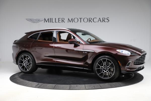 New 2021 Aston Martin DBX for sale $226,836 at Alfa Romeo of Westport in Westport CT 06880 9
