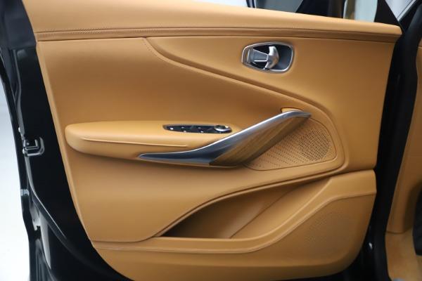 New 2021 Aston Martin DBX for sale Sold at Alfa Romeo of Westport in Westport CT 06880 16