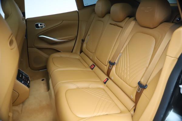 New 2021 Aston Martin DBX for sale Sold at Alfa Romeo of Westport in Westport CT 06880 19