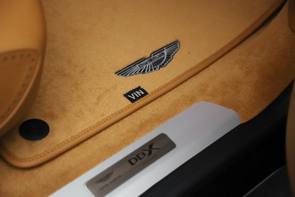 New 2021 Aston Martin DBX for sale Sold at Alfa Romeo of Westport in Westport CT 06880 25