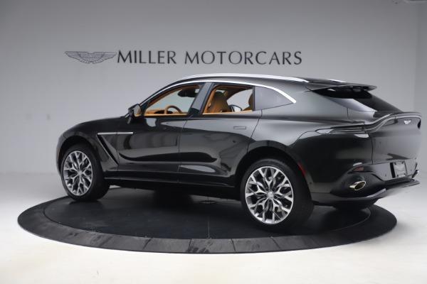 New 2021 Aston Martin DBX for sale Sold at Alfa Romeo of Westport in Westport CT 06880 3