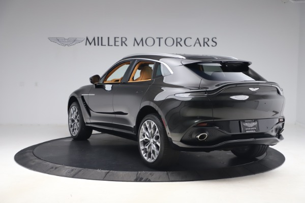 New 2021 Aston Martin DBX for sale $212,886 at Alfa Romeo of Westport in Westport CT 06880 4