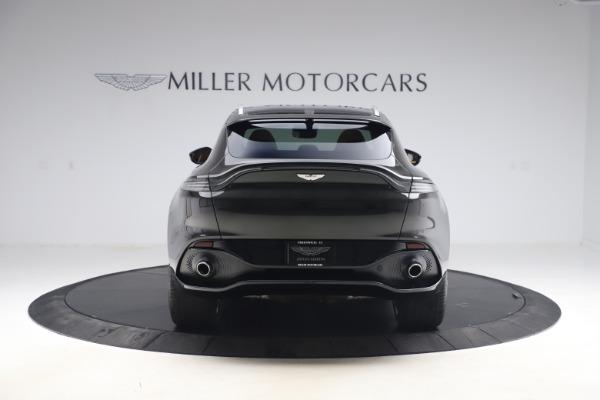 New 2021 Aston Martin DBX for sale Sold at Alfa Romeo of Westport in Westport CT 06880 5