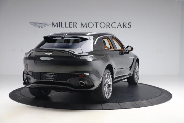 New 2021 Aston Martin DBX for sale Sold at Alfa Romeo of Westport in Westport CT 06880 6