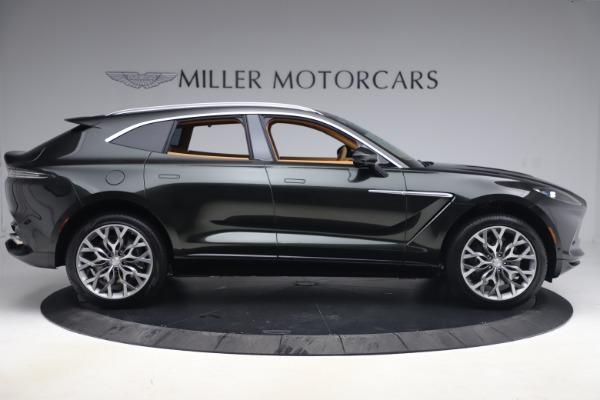 New 2021 Aston Martin DBX for sale Sold at Alfa Romeo of Westport in Westport CT 06880 8