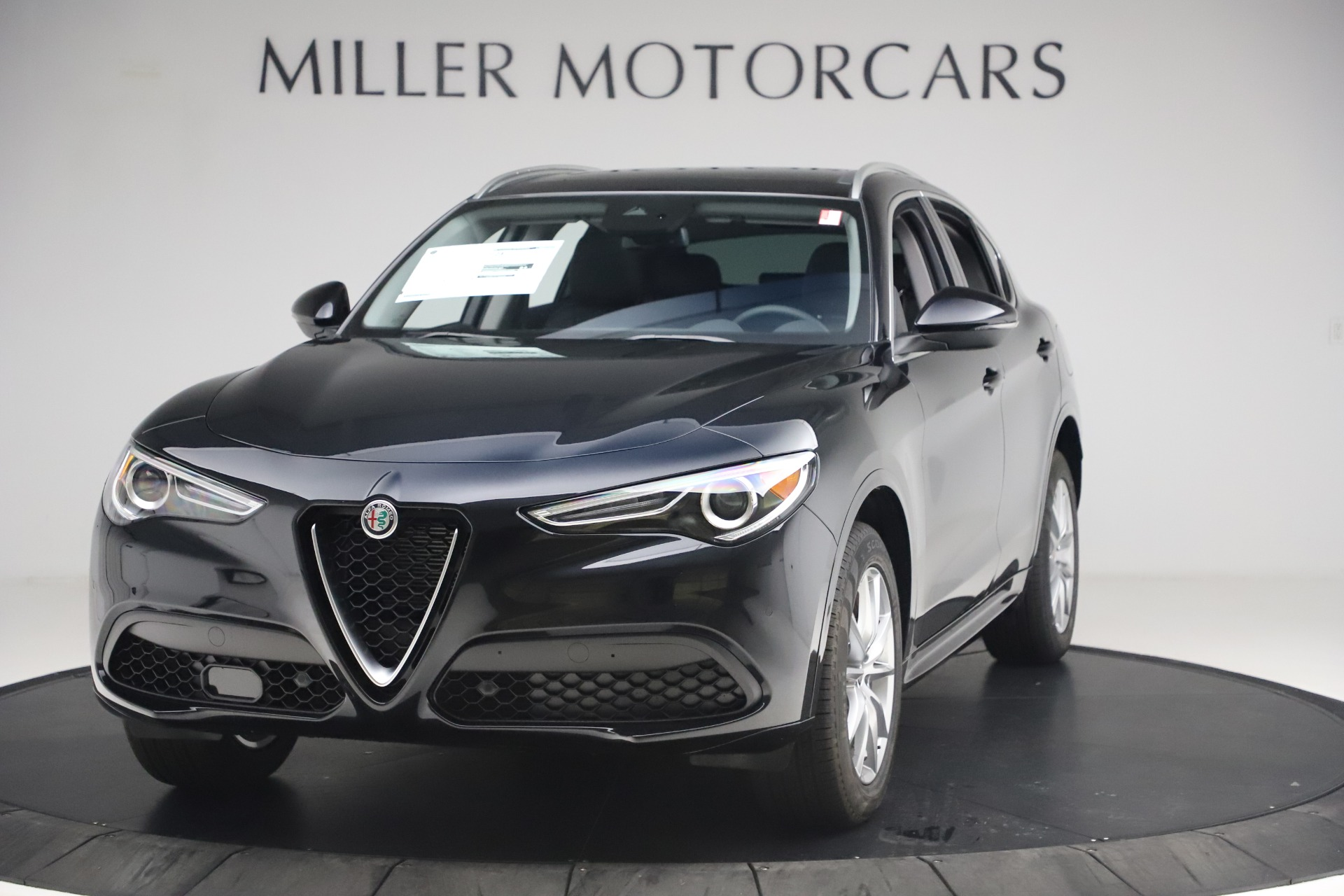 New 2020 Alfa Romeo Stelvio Ti Lusso Q4 for sale $52,695 at Alfa Romeo of Westport in Westport CT 06880 1
