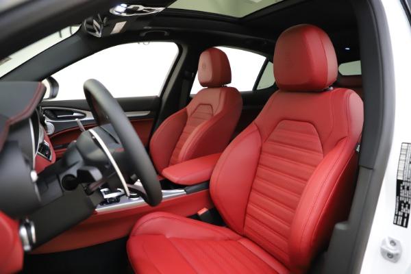 New 2020 Alfa Romeo Stelvio Ti Sport Q4 for sale Call for price at Alfa Romeo of Westport in Westport CT 06880 15