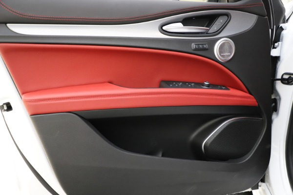New 2020 Alfa Romeo Stelvio Ti Sport Q4 for sale Call for price at Alfa Romeo of Westport in Westport CT 06880 17