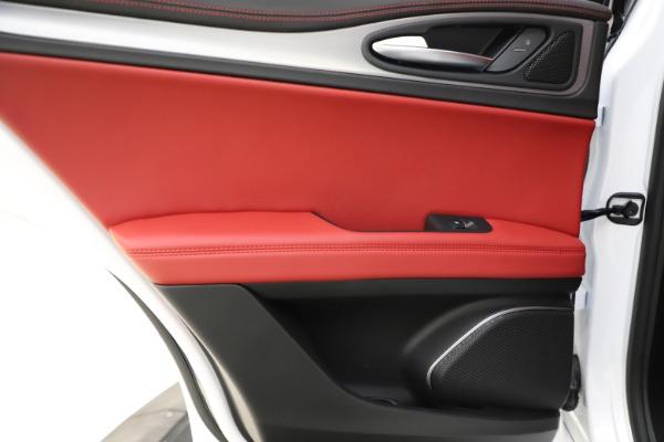 New 2020 Alfa Romeo Stelvio Ti Sport Q4 for sale Call for price at Alfa Romeo of Westport in Westport CT 06880 21