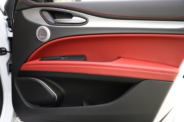 New 2020 Alfa Romeo Stelvio Ti Sport Q4 for sale Call for price at Alfa Romeo of Westport in Westport CT 06880 25