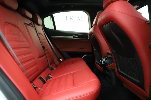 New 2020 Alfa Romeo Stelvio Ti Sport Q4 for sale Call for price at Alfa Romeo of Westport in Westport CT 06880 27