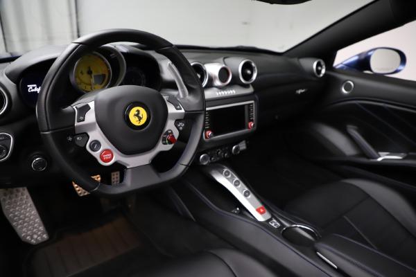 Used 2018 Ferrari California T for sale Sold at Alfa Romeo of Westport in Westport CT 06880 17
