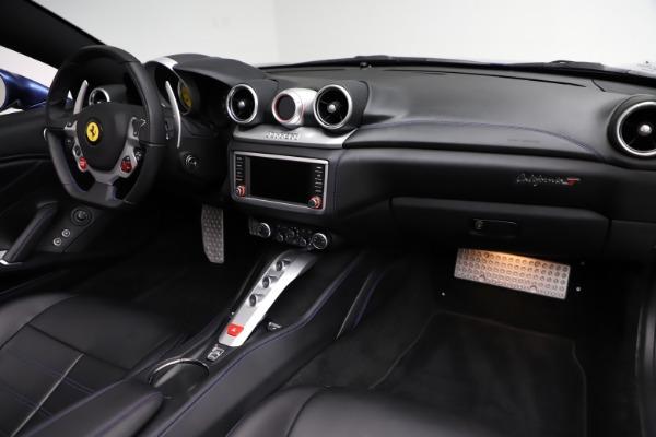 Used 2018 Ferrari California T for sale Sold at Alfa Romeo of Westport in Westport CT 06880 23