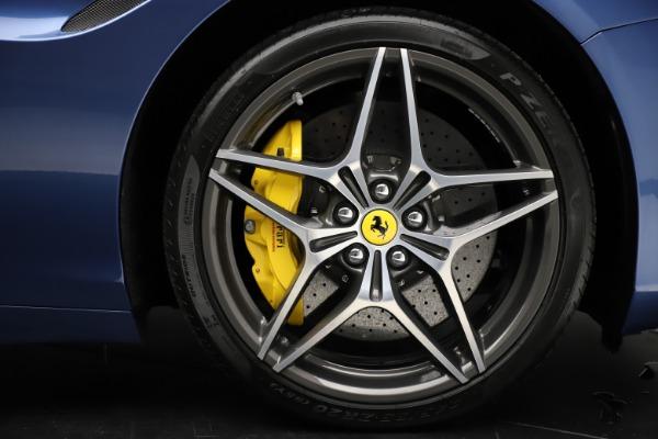 Used 2018 Ferrari California T for sale Sold at Alfa Romeo of Westport in Westport CT 06880 28