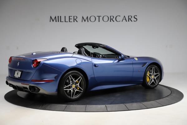 Used 2018 Ferrari California T for sale Sold at Alfa Romeo of Westport in Westport CT 06880 8