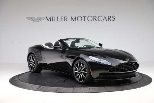 Used 2020 Aston Martin DB11 Volante for sale $209,900 at Alfa Romeo of Westport in Westport CT 06880 10