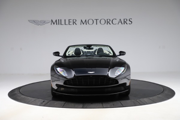 Used 2020 Aston Martin DB11 Volante for sale $209,900 at Alfa Romeo of Westport in Westport CT 06880 11