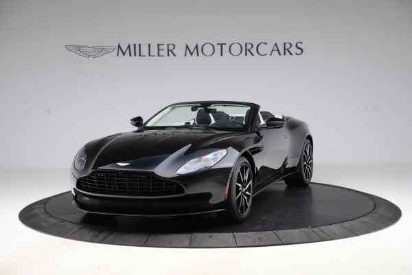 Used 2020 Aston Martin DB11 Volante for sale $209,900 at Alfa Romeo of Westport in Westport CT 06880 12