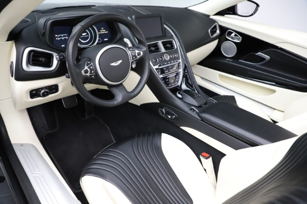 Used 2020 Aston Martin DB11 Volante for sale $209,900 at Alfa Romeo of Westport in Westport CT 06880 13